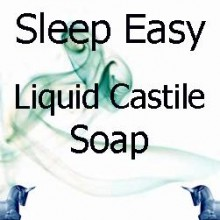 Sleep Easy Hand Wash Gel