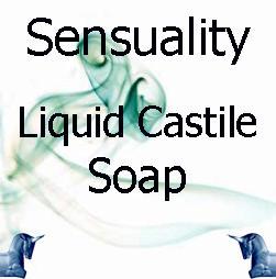 Sensuality Hand Wash Gel