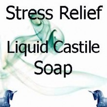 Stress Relief Hand Wash Gel
