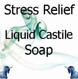 Stress Relief Hand Wash Gel