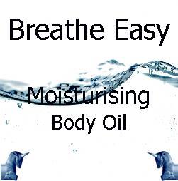 Breathe Easy Moisturising Body Oil