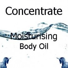 Concentrate Moisturising Body Oil