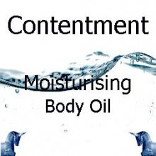 contentment Moisturising Body Oil