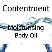 contentment Moisturising Body Oil