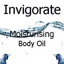 Invigorate Moisturising Body Oil
