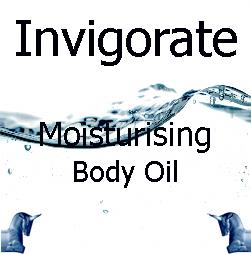 Invigorate Moisturising Body Oil