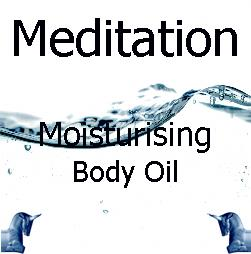 Meditation Moisturising Body Oil