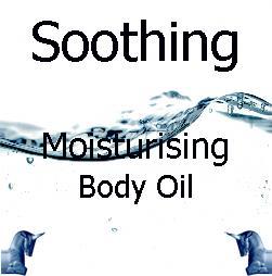Soothing Moisturising Body Oil