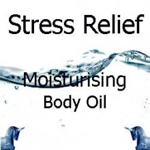 Stress Relief Moisturising Body Oil