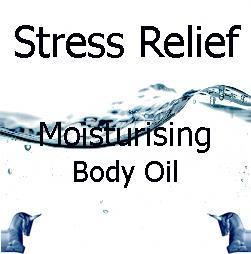 Stress Relief Moisturising Body Oil