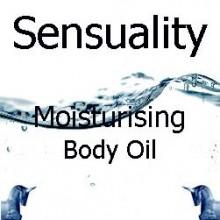 Sensuality Moisturising Body Oil