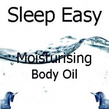 Sleep Easy Moisturising Body Oil