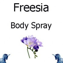 Freesia Body Spray