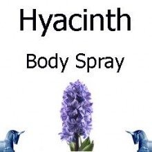 Hyacinth Body Spray