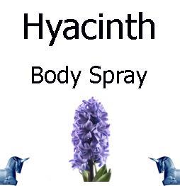 Hyacinth Body Spray