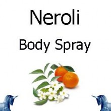Neroli Body Spray