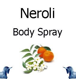 Neroli Body Spray