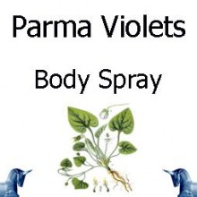 Parma Violets Body Spray