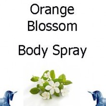 Orange Blossom Body Spray