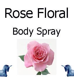 Rose Floral Body Spray