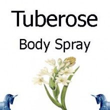 Tuberose body spray