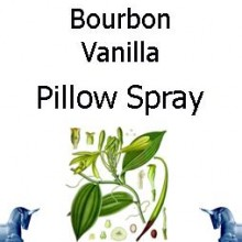 Bourbon Vanilla products pillow spray