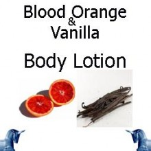 Blood Orange & Vanilla Body Lotion