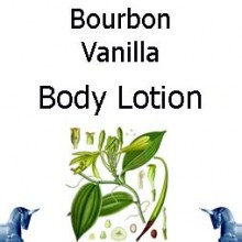 Bourbon Vanilla Body Lotion