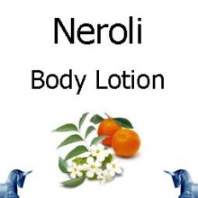 Neroli Body lotion