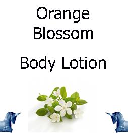 Orange Blossom Body Lotion