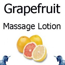 Grapefruit Massage Lotion