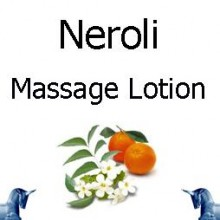 Neroli Massage lotion