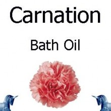 Carnation Bath Oil