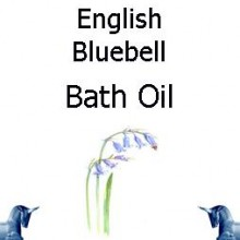 english bluebell Bath Oil