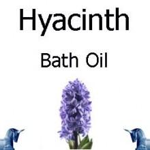 Hyacinth Bath Oil