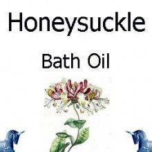 Honeysuckle Bath Oil