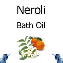 Neroli Bath Oil