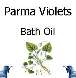 Parma Violets Bath Oil
