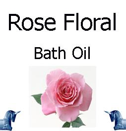 Rose Floral Bath Oil