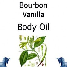 Bourbon Vanilla Body Oil