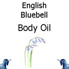 english bluebell Body Oil