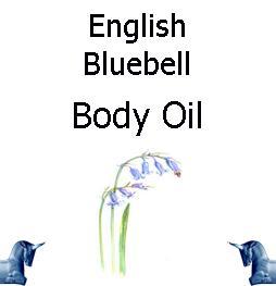 english bluebell Body Oil