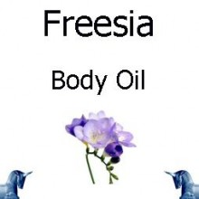 Freesia Body Oil