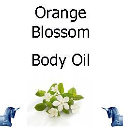 Orange Blossom Body Oil