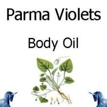 Parma Violets Body Oil