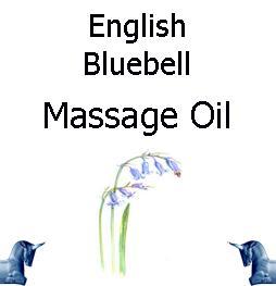 english bluebell Massage Oil