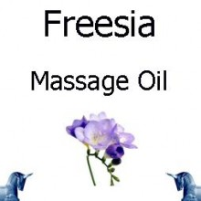 Freesia Massage Oil