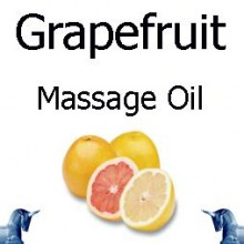 Grapefruit Massage Oil