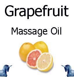 Grapefruit Massage Oil