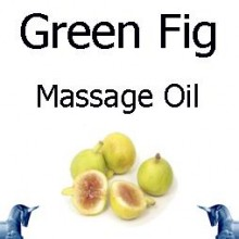 Green Fig Massage Oil
